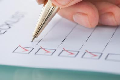 Bent u al wet DBA-proof? | Checklist